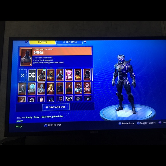 Fortnite Ps4 Account 50 Skins 20 Pickaxes